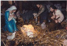 Congrégation Des Soeurs Dominicaines Bourg En Bresse La Crêche De Noël 2002 - Bourg-en-Bresse