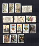 Africa Del Sur   1984-85  .-   Y&T  Nº  565/567-569/572-573-575-577/578-579/582 - South Africa (1961-...)