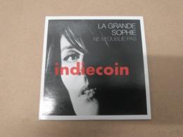 GRANDE SOPHIE  Ne M' Oublie Pas 2011 FR Rare CD Single Promo - Collector's Editions