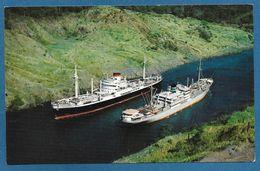 CANAL DE PANAMA CRISTOBAL CANAL ZONE POSTAGE 1963 - Panama