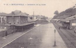MORLANWELZ : L'intérieur De La Gare - Zonder Classificatie