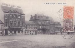 MORLANWELZ : Place Du Préau - Zonder Classificatie