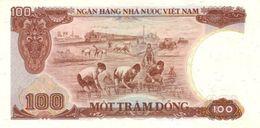 VIETNAM  P. 98a 100 D 1985 AUNC - Vietnam