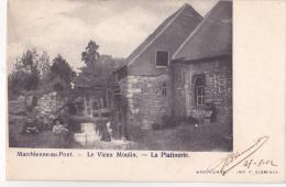 MARCHIENNE-AU-PONT : Le Vieux Moulin - La Platinerie - Zonder Classificatie