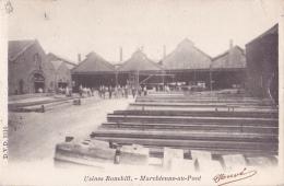MARCHIENNE-AU-PONT : Usine Bonehill - Zonder Classificatie