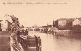 MARCHIENNE-AU-PONT : La Sambre Et Le Pont De La Rue Neuve - Zonder Classificatie