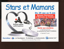 CP Pub Expo Affiche Cinéma La Mélodie Du Bonheur (Julie Andrews) Pierre Tchernia Bobine CP 5/3 - Posters On Cards