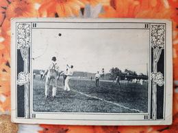 Bielefeld - STADE / STADIUM / STADIO  - VOLLEYBALL Game - Old Photo Postcard  1907 - Volleyball