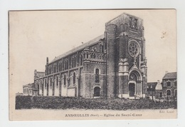 59 - ANNOEULLIN / EGLISE DU SACRE COEUR - France