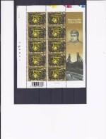 Belgie - Belgique 3547 Velletjes Van 10 Postfris - Feuillet De 10 Timbres Neufs  -  Herdenking Mijnramp Marcinelle - Feuilles Complètes