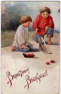 Вонстину Воскресе - À Vonstin Voskrese (enfants, Jeu De Billes) - Rusia