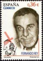 España 2012 Edifil 4721 Sello ** Cine Español Fernando Rey (1917-1994) Actor Spain Stamps Timbre Espagne Briefmarke - 2011-... Nuevos & Fijasellos