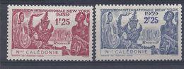 Nouvelle Calédonie - 173 Et 174 Neufs (*) Sans Gomme - Cotation: - 4,40 € - Nouvelle-Calédonie