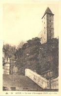 France - Gers - Auch - La Tour D'Auvergne (XIVe S.) - L.L. - Cie. Arts Photomécaniques Nº 24 - 4665 - Auch