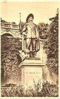 France - Gers - Auch - Le Monument De D'Artagnan Construit Et Inauguré En 1932 - Combier Macon - 4666 - Auch