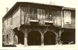 France - Gers - Bassoues D'Armagnac - Maisons Anciennes Et Arceaux - APA POUX Albi Nº 12 - 4668 - France