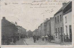 ROSELIES ..-- Quartier Du PAUCHE . 1920 Vers GRAMMONT . Voir Verso . - Aiseau-Presles