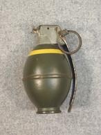 """Grenade U.S. M61 """"Lemon Grenade"""" D'exercice, époque Vietnam. - Army & War"""