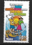 MEXICO 1999  FIGHT AGAINST THE DRUGS - Drugs