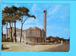 Cp Cartes Postales - Cap Ferret L Eglise - Frankreich