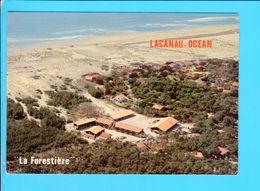 Cp Cartes Postales - Lacanau Ocean La Forestiere - France