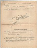 Notice ,PLAGES DES ALPES MARITIMES , Touring Club De France , Guise T.C.F. 8 Pages , 2 Scans , Frais Fr 1.75 E - Carte Geographique