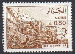 ALGERIE N° 759 O  Y&T 1982 Vues D'Alger Avant 1930 (Mosquée) - Algeria (1962-...)
