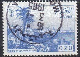ALGERIE N° 816 O  Y&T 1984 Vues D'Alger Avant 1930 (Bad Azzoun) - Algeria (1962-...)