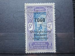 VEND TIMBRE DU TOGO N° 100 , NEUF AVEC CHARNIERE !!! - Togo (1914-1960)