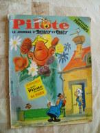 PILOTE NO 385-03/1967-RC DIVERS-PILOTORAMA-DIVERS-PB ANCEL ASTERIX - Pilote