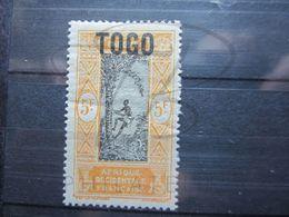 VEND TIMBRE DU TOGO N° 118 , NEUF AVEC CHARNIERE !!! - Togo (1914-1960)