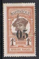 MARTINIQUE N°83 - Gebraucht