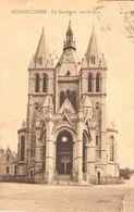 Péruwelz - CPA - Bonsecours - La Basilique Vue De Face - Péruwelz