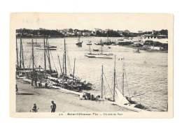 Saint Gilles Sur Vie - Un Coin Du Port - 162 - Saint Gilles Croix De Vie