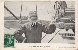 Aviation VAN-den-BORN (Farman) - Airmen, Fliers