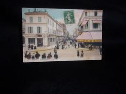 """Niort .Rue Ricard .La Société Générale Et Le """" Printemps """" .Voir 2 Scans. - Niort"""