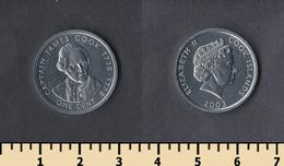 Cook Islands 1 Cent 2003 - Cook Islands