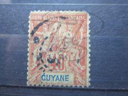 VEND TIMBRE DE GUYANE N° 39 !!! - Französisch-Guayana (1886-1949)