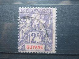 VEND TIMBRE DE GUYANE N° 48 !!! - Französisch-Guayana (1886-1949)