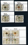 RFA - Libellules YT 1373-1380 Obl. / Bund - Libellen Mi.Nr. 1545-1552 Gest. - [7] République Fédérale