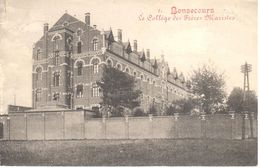 Péruwelz - CPA - Bonsecours - Le Collége Des Frères Maristes - Péruwelz