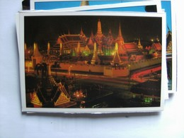 Thailand Bangkok The Emerald Buddha Temple Demon Gate-GuardianEmerald - Thailand