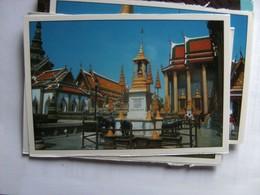 Thailand Bangkok A Monument - Thailand