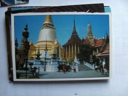 Thailand Bangkok The Emerald Buddha Temple Inside Nice - Thailand
