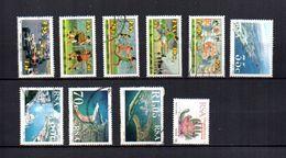 Africa Del Sur  1992-93  .-   Y&T  Nº   766/767-769/771-776/778-780-781 - Usados