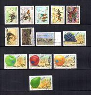 Africa Del Sur  1993-94  .-   Y&T  Nº   825/828-829-831/833-834/838 - Usados