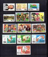 Africa Del Sur  1994  .-   Y&T  Nº   848/851-852/856-857/860 - Usados