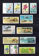 Africa Del Sur  1994-95  .-   Y&T  Nº   861/864-866-867-868-869-870-871-872/874 - Usados