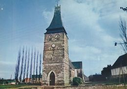 CPA - CPSM - 76 - SOMMERY - église - GF.182 - Sonstige Gemeinden