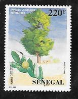 TIMBRE OBLITERE DU SENEGAL DE 1996 N° MICHEL 1470 - Senegal (1960-...)